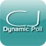 CJ Dynamic Poll logo