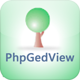 PhpGedView logo