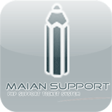 Maian Support logo