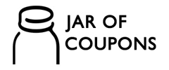 Free Coupon Codes and Online Deals - Jar of Coupons