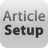 ArticleSetup logo