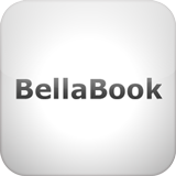 BellaBook logo