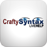 Crafty Syntax Live Help logo