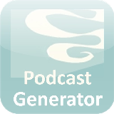 Podcast Generator logo
