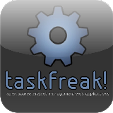 TaskFreak logo